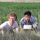 Efren Ramirez and Jon Heder in Napoleon Dynamite (2004)