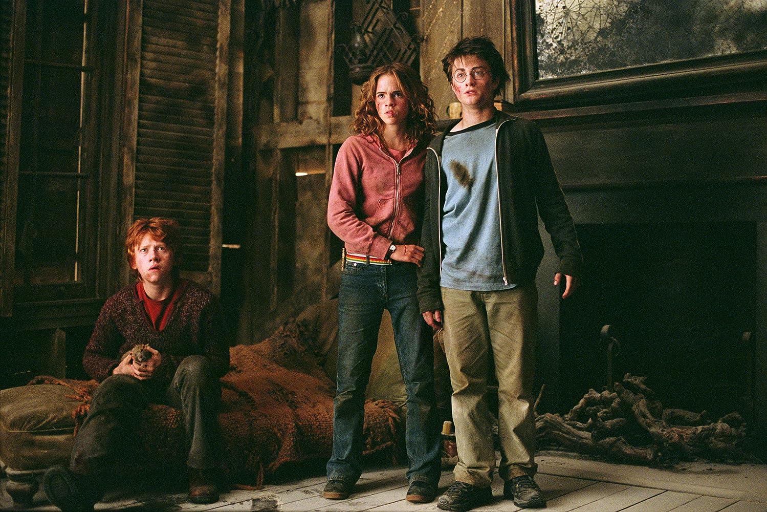 In Harry Potter and the Prisoner of Azkaban staan het verleden, heden en toekomst centraal