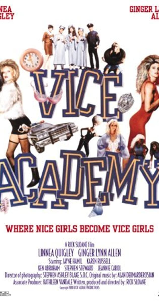 Subtitle of Vice Academy