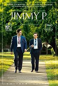 Benicio Del Toro and Mathieu Amalric in Jimmy P. (2013)