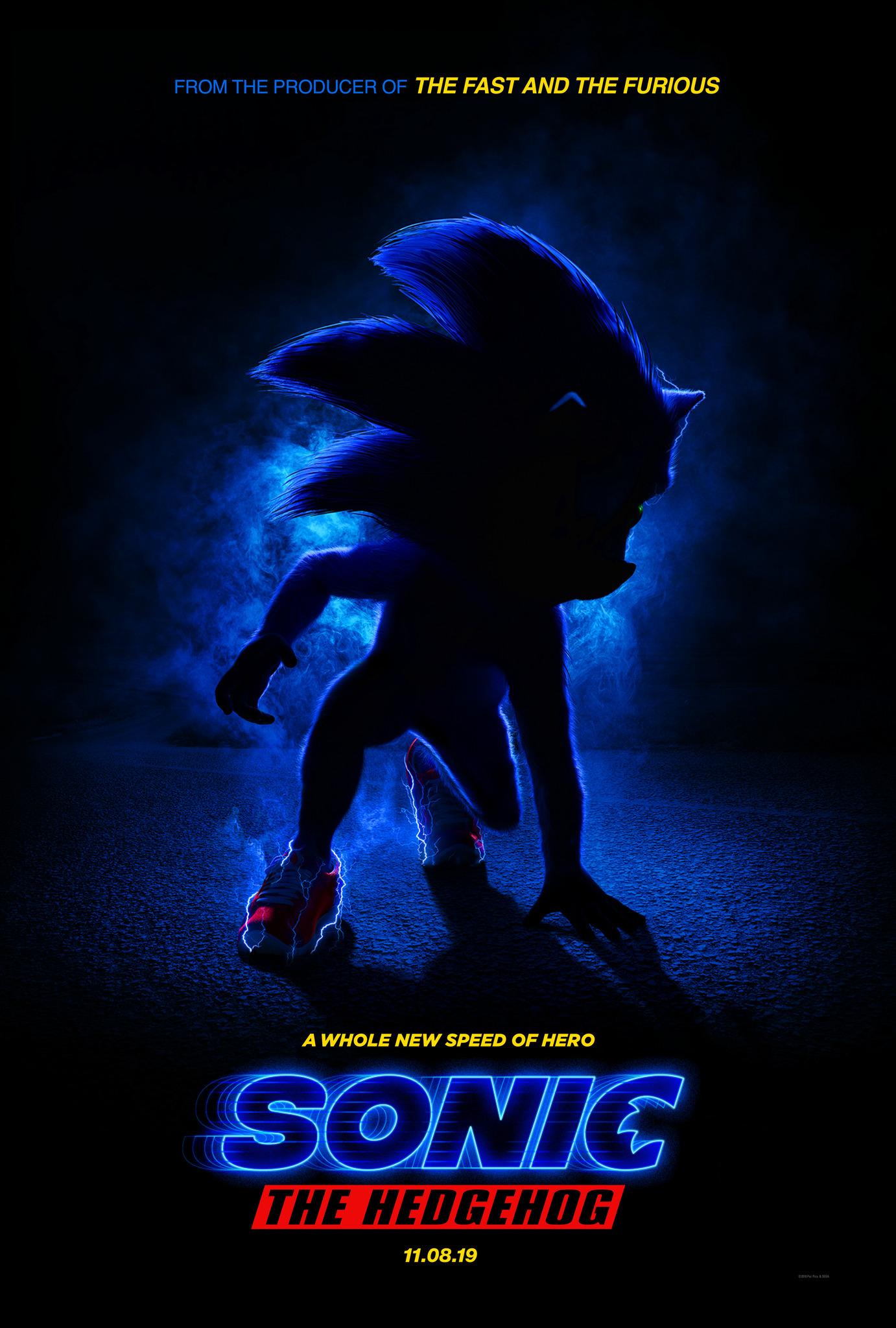 Sonic The Hedgehog 2019 Imdb