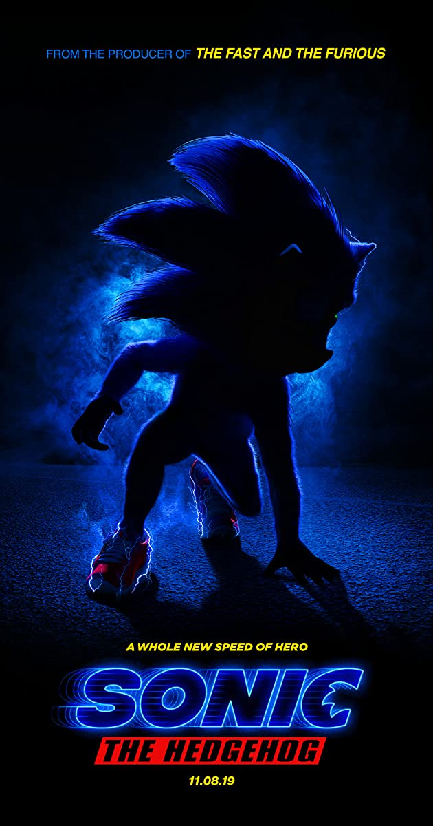 Sonic The Hedgehog 2019 - Imdb-5610