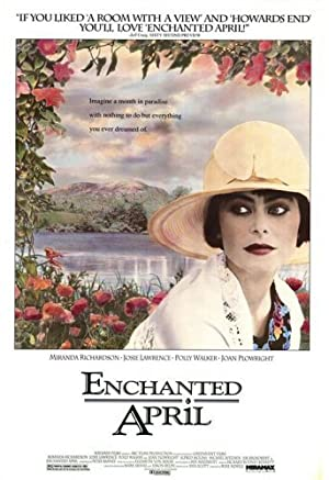 Enchanted April Poster Image
