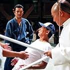 Jet Li, Woo-Ping Yuen, and Shidô Nakamura in Huo Yuan Jia (2006)