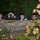 Josh Peck, Chris Hemsworth, Josh Hutcherson, and Connor Cruise in Red Dawn (2012)