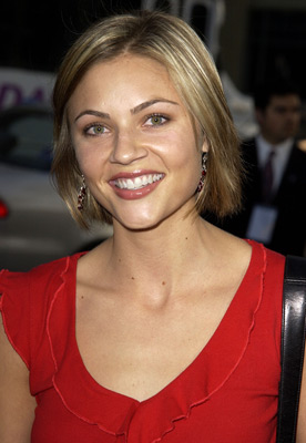Allison Ford at an event for Windtalkers (2002)
