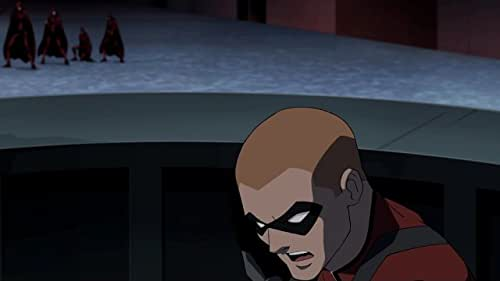 """Young Justice: """"The Hunt"""""""