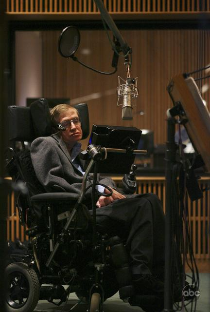 Stephen Hawking in Masters of Science Fiction (2007)