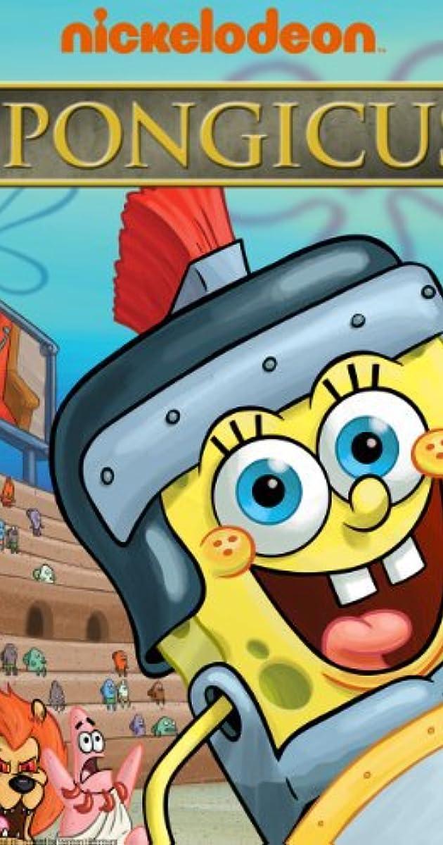 Spongebob Squarepants Spongicus Video 2009 Imdb