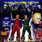 Dennis Hopper, John Leguizamo, and Bob Hoskins in Super Mario Bros. (1993)