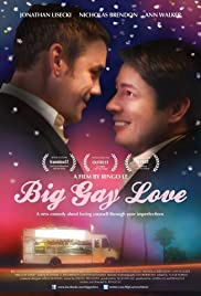 Big Gay Love Poster