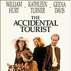 Geena Davis, William Hurt, and Kathleen Turner in The Accidental Tourist (1988)