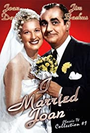 I Married Joan Poster