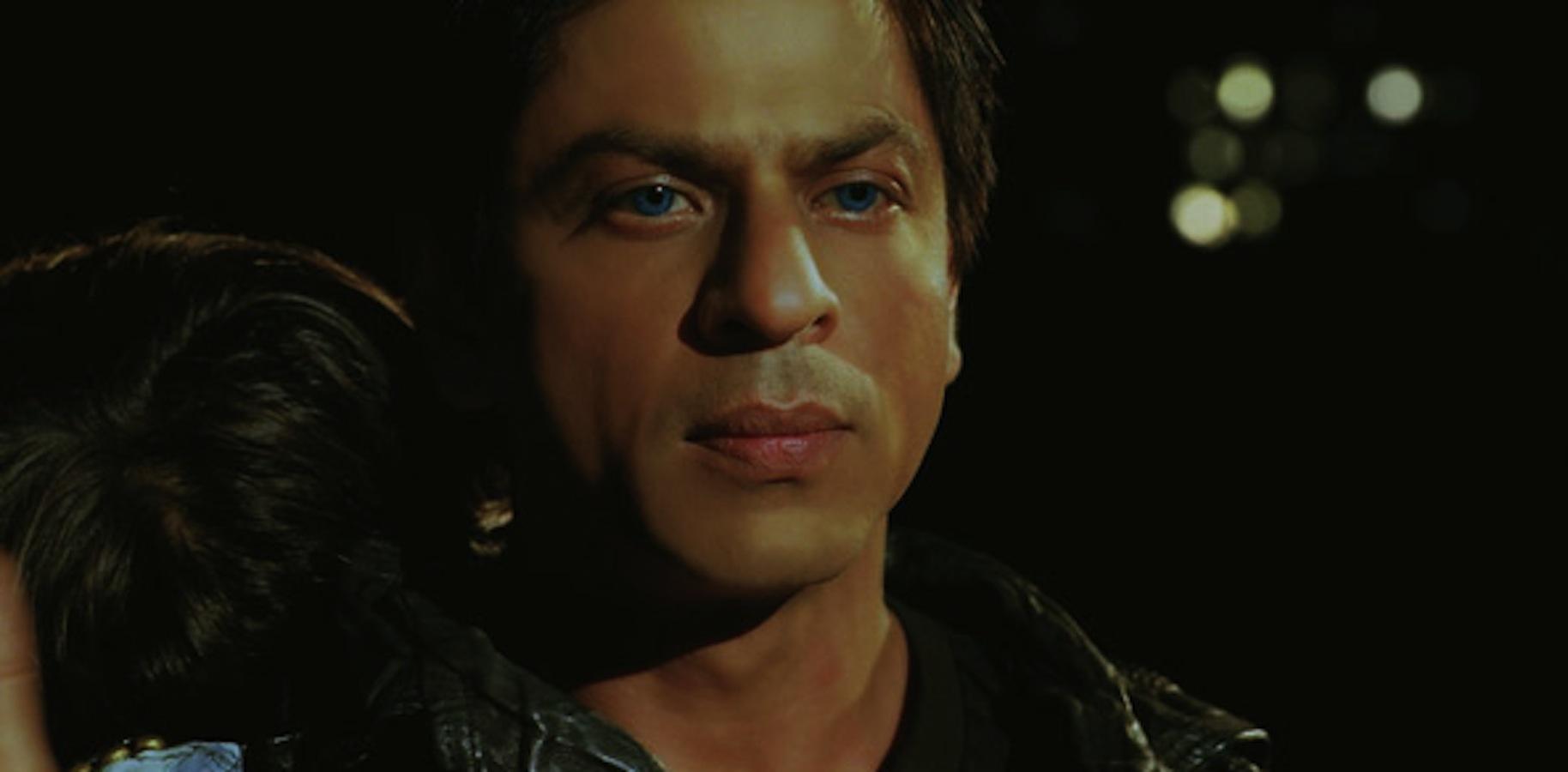 Shah Rukh Khan in Ra.One (2011)