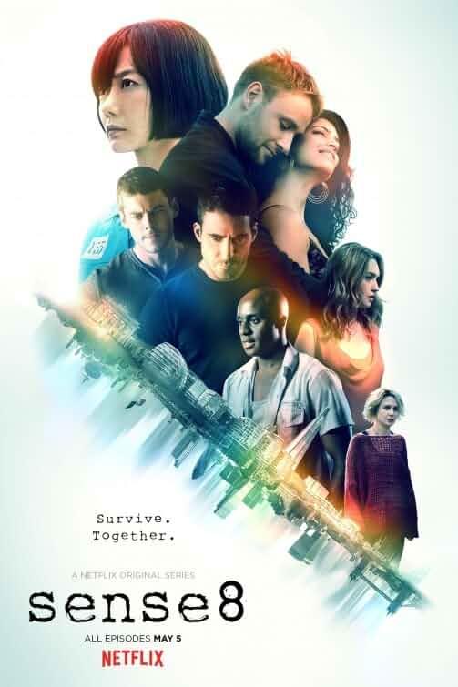 Sense8 Complete Season 1