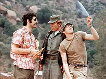 Donald Sutherland and Elliott Gould in MASH (1970)