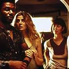 Ving Rhames, Dana Delany, and Natasha Richardson in Patty Hearst (1988)