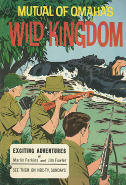 Where to stream Mutual of Omaha's Wild Kingdom