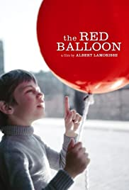 The Red Balloon Poster