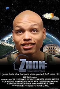Primary photo for Zhon: The Alien Interviews