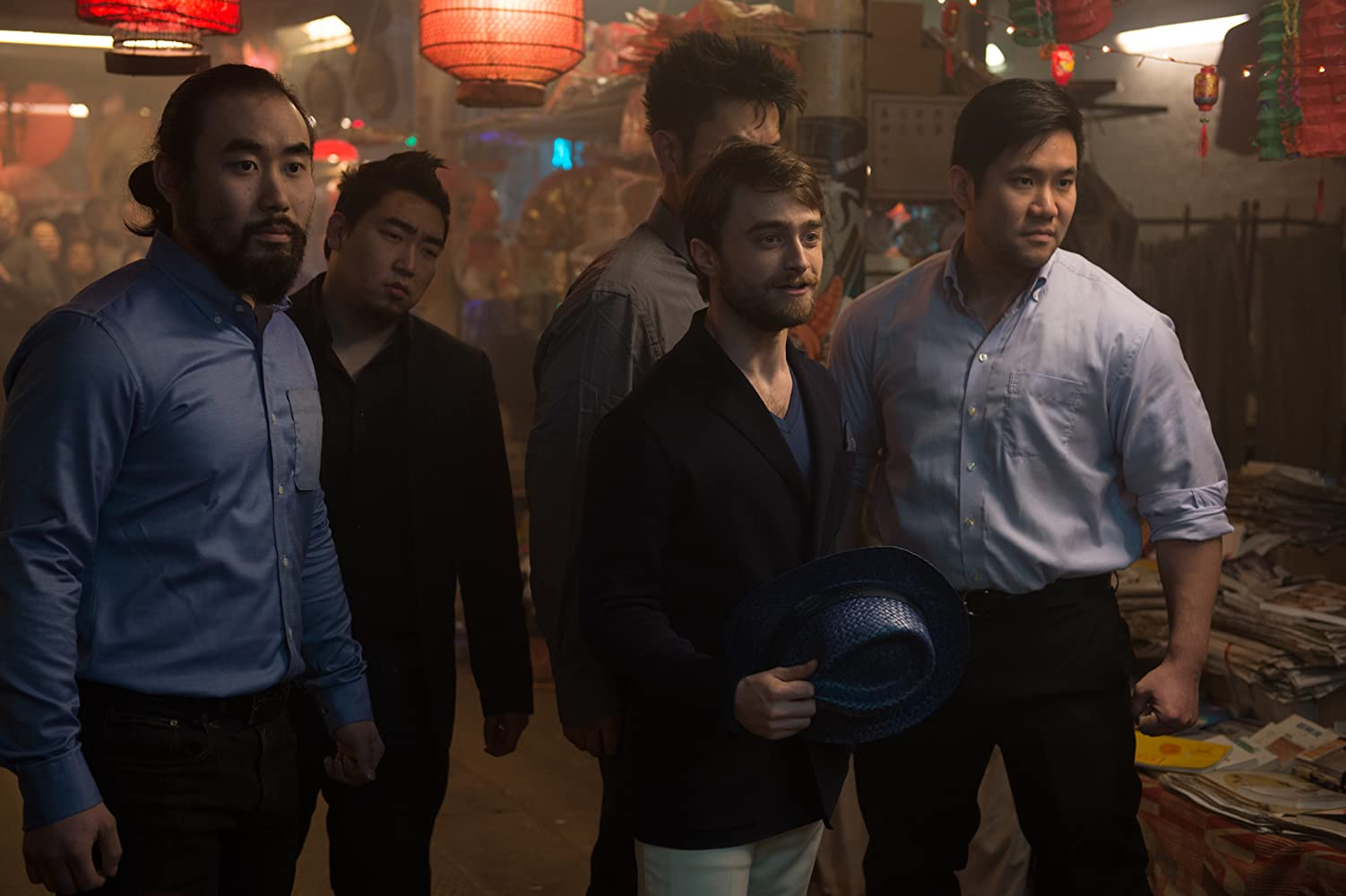 Daniel Radcliffe in Now You See Me 2 (2016)