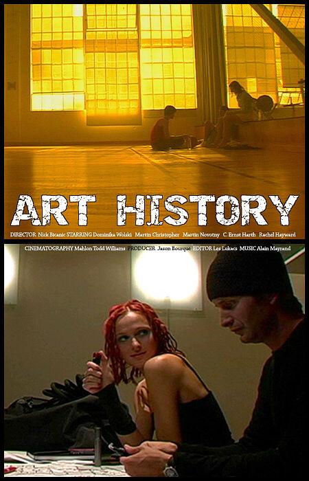 C. Ernst Harth, Rachel Hayward, Dominika Juillet, Martin Novotny, and Martin Christopher in Art History (2003)