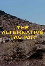 The Alternative Factor Poster