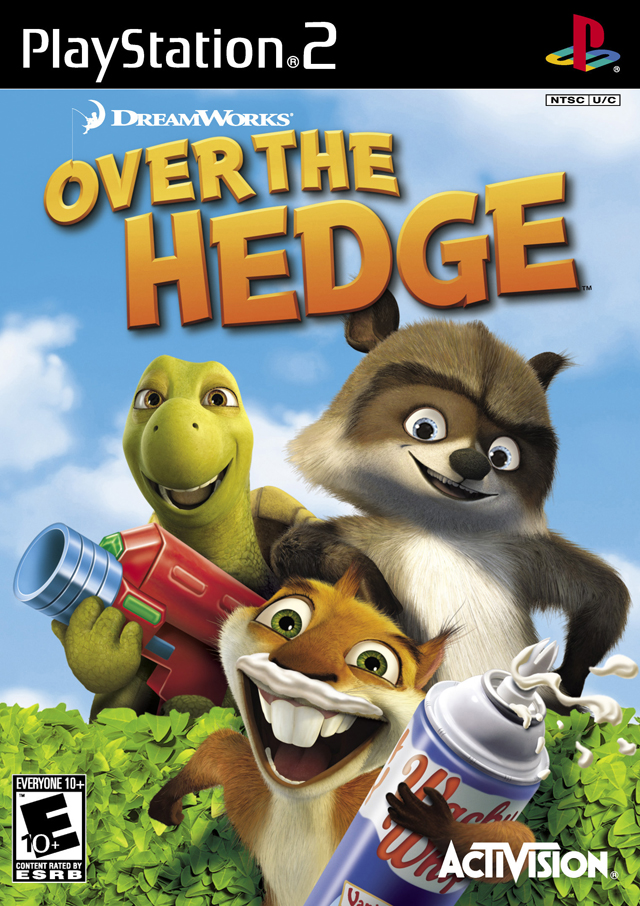 Over the Hedge (Video Game 2006) - IMDb