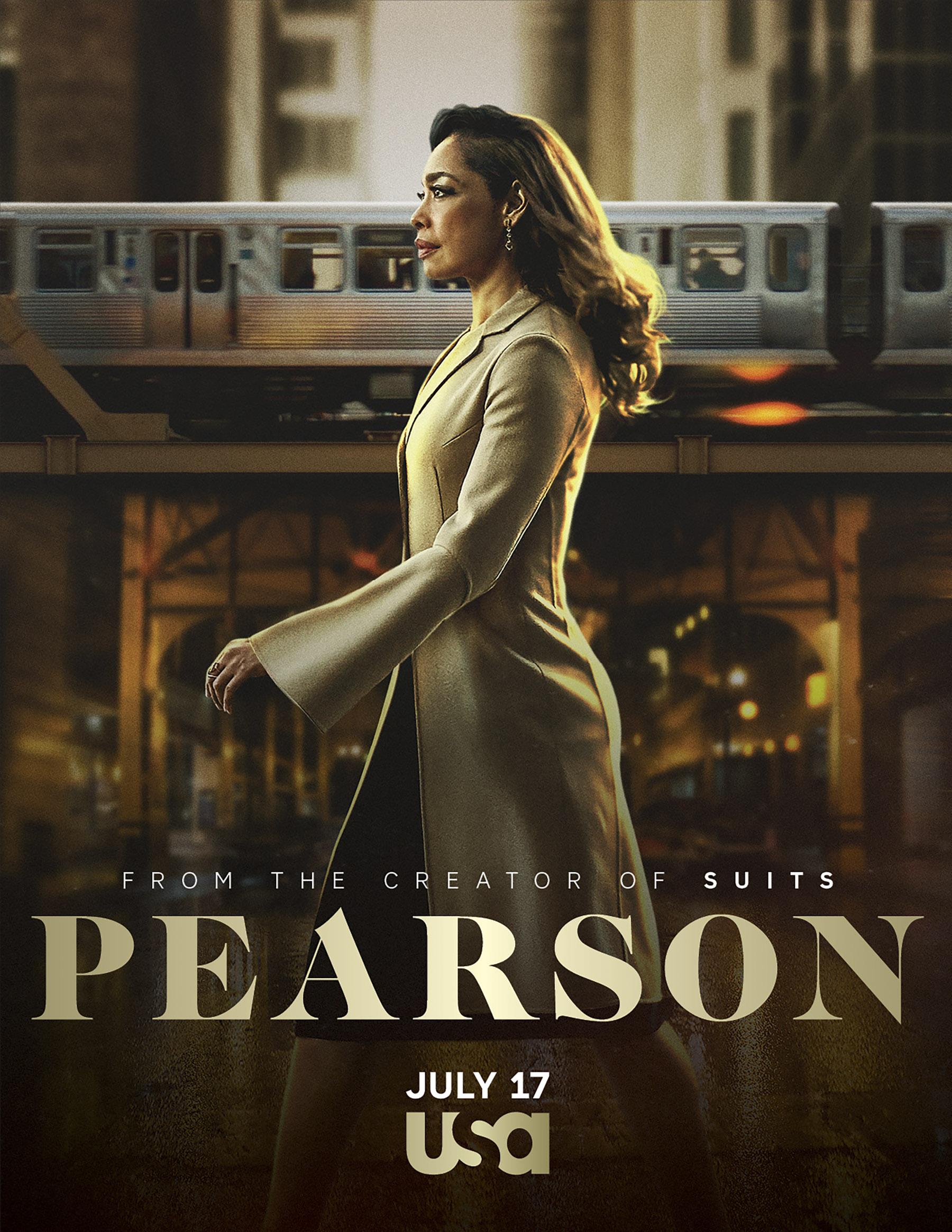 Advokatė Pearson (1 Sezonas) / Pearson Season 1