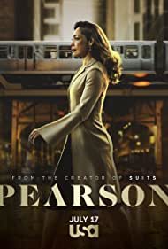 Gina Torres in Pearson (2019)
