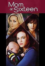 Mercedes Ruehl, Jane Krakowski, and Danielle Panabaker in Mom at Sixteen (2005)