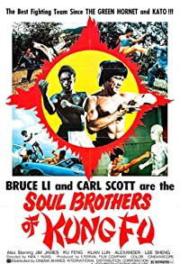Primary photo for Soul Brothers of Kung Fu