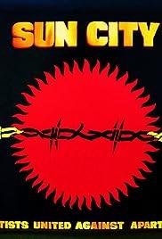 Sun City: Artists United Against Apartheid Poster