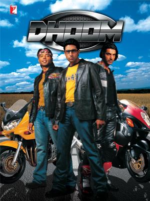 Dhoom (2004) Blu-Ray x265 10-Bit 1080p – DTS 5.1 – AC3 5.1 – | 8.44 GB | DB9 |