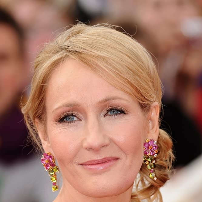 J.K. Rowling at an event for Harry Potter and the Deathly Hallows: Part 2 (2011)