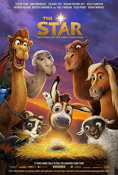 The Star (2017) BluRay 720p & 1080p