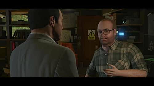 Watch the official trailer for Grand Theft Auto V.