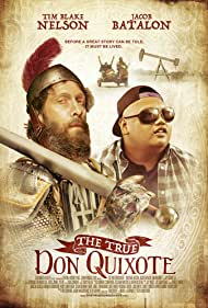 Tim Blake Nelson and Jacob Batalon in The True Don Quixote (2019)