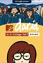 Daria in 'Is It College Yet?' Poster
