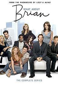 Rosanna Arquette, Tiffani Thiessen, Barry Watson, Matthew Davis, Amanda Detmer, Jason George, and Rick Gomez in What About Brian (2006)
