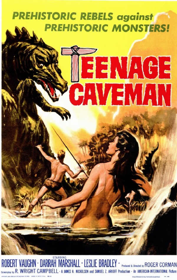 Teenage Cave Man 1958