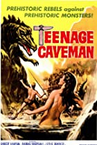 Teenage Cave Man (1958) Poster