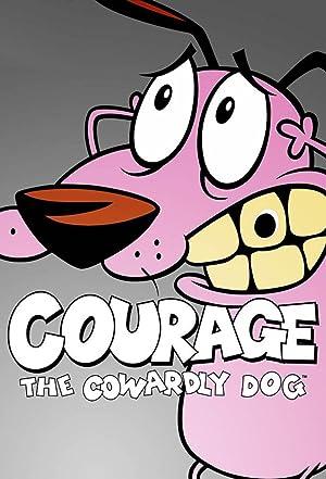 Coragem, o Cão Covarde