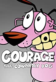 Courage the Cowardly Dog : Season 1-4 COMPLETE AMZN WEB-DL 720p | GDRive | 1DRive | Single Episodes