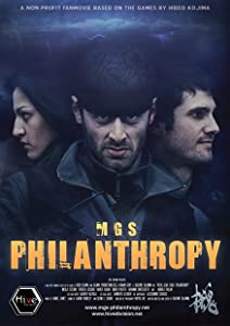 Mobile websites for free movie downloads MGS: Philanthropy [420p]
