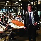Alec Baldwin, Matt Damon, and Joseph Oliveira in The Departed (2006)