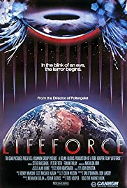 Lifeforce Poster