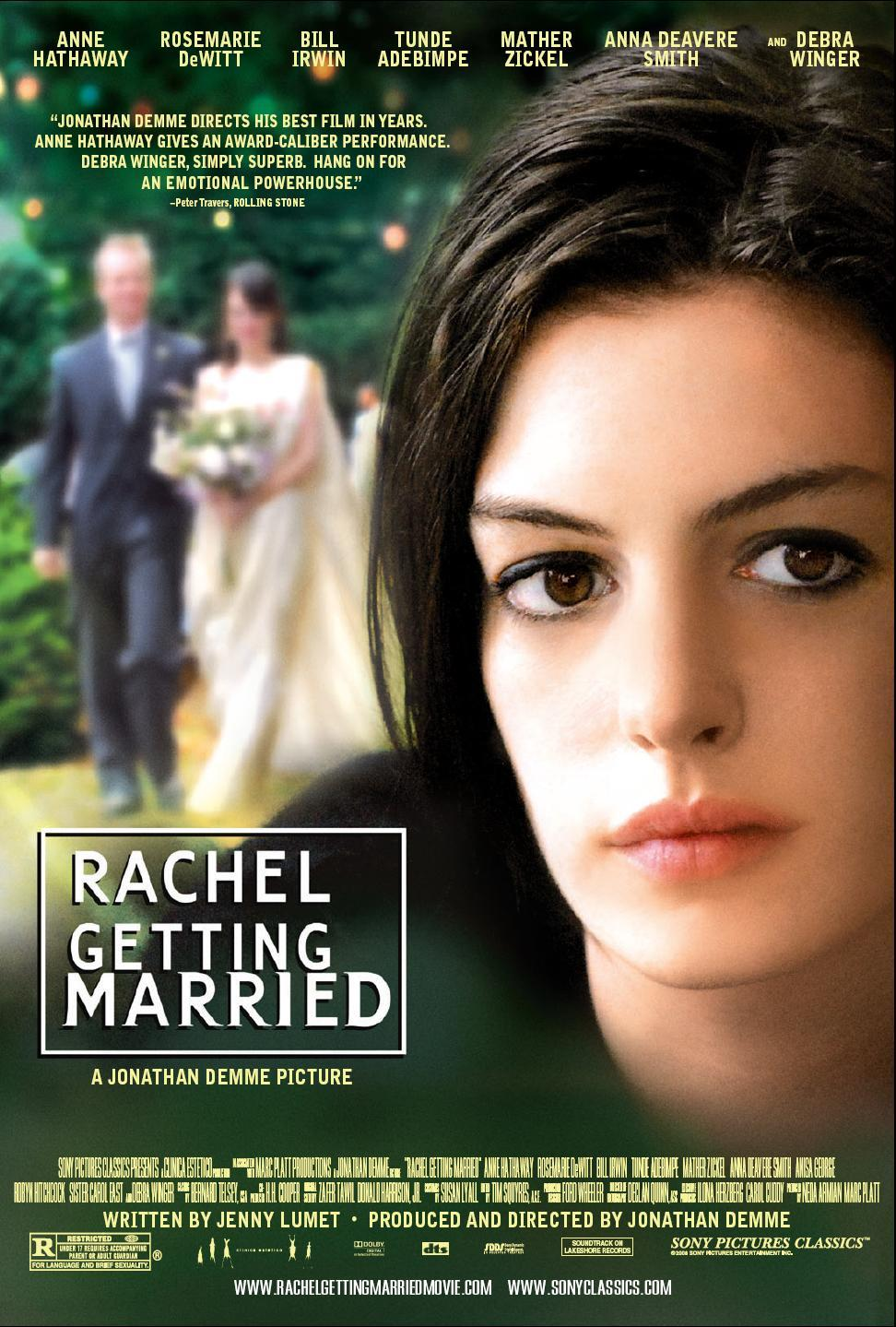 Rachel Getting Married (2008) BluRay 720p & 1080p