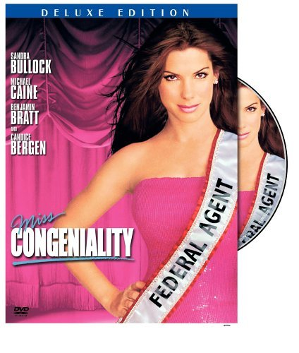 Miss Congeniality Behind The Beauty 2001