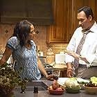 Jimmy Smits and Lauren Valez in Dexter (2006)